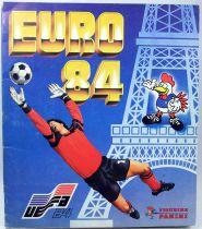 Soccer - Panini Stickers Album - UEFA Euro 1984 France