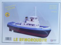 Soclaine RM32 - Tug Boat 62 cm-  Wood Model Kit