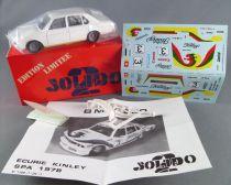 Solido Edition Limitée Réf 1708 BMW 530 Kinley 24 H Spa 1978 Neuve Boite