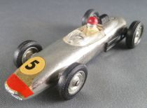 Solido Series 100 Ref 135 Lola Climax V8 F1 Chrome #5 without Box