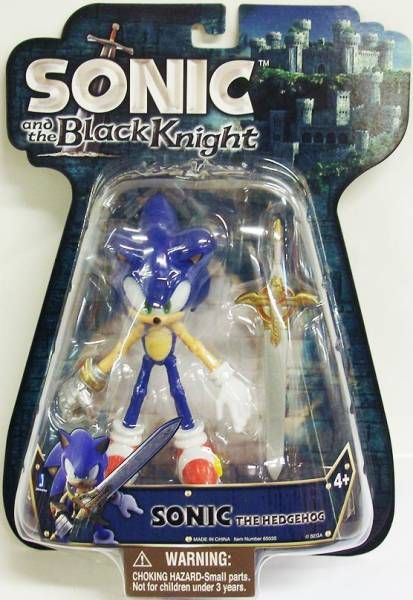 Sonic and the Black Knight - Jazwares - Sonic the Hedgehog