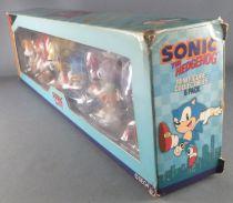 Sonic the Hedgehog - Sega Mini Figures Collectibles - Coffret 6 Figurines