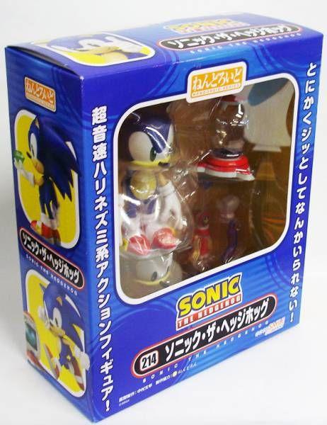 Sonic the Hedgehog - Sonic - Sega Nendoroid Series figure