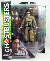 S.O.S. Fantômes Ghostbusters - Diamond Select - Egon Spengler