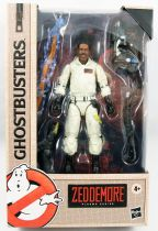 S.O.S. Fantômes Ghostbusters - Hasbro - Winston Zeddemore (Vinz Clortho Plasma Series)
