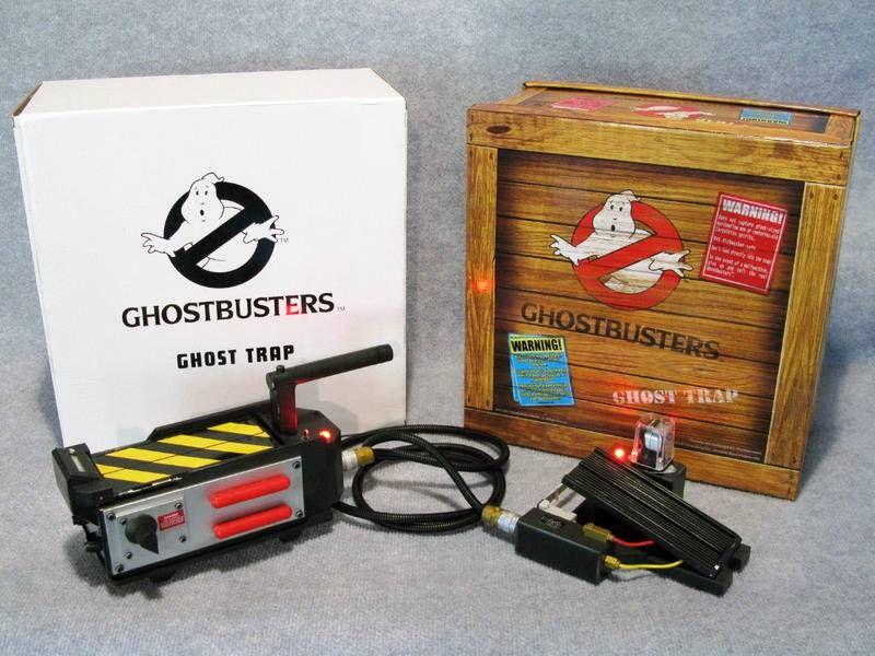 S.O.S. Fantômes Ghostbusters - Mattel - Prop Replica Ghost Trap (Piège à Fantômes)