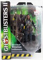 S.O.S. Fantômes Ghostbusters II - Diamond Select - We\'re Back Winston Zeddemore