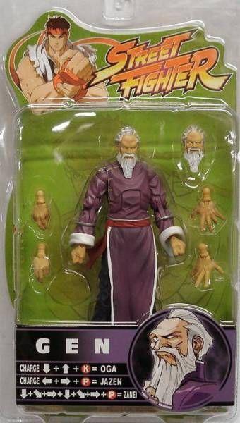 SOTA Toys - Gen (Street Fighter)