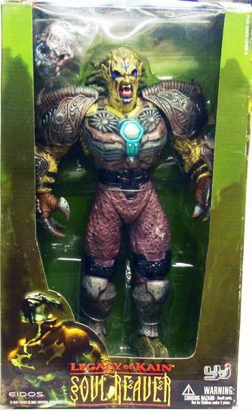 Soul Reaver Legacy of Kain - Dumah - Figurine 30cm - BBI Eidos