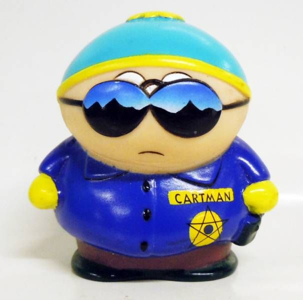 South Park - Fun-4-All Figures - Cop Cartman