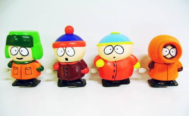 South Park - Kyle Broflovski, Stan Marsh, Cartman & Kenny - Wind-Up