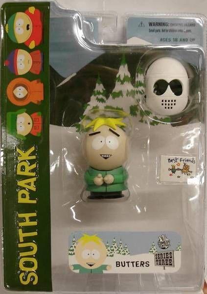 South Park Mezco series 3 - Butters