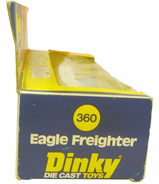 Space 1999 - Dinky Toys 1976 - Eagle Freighter (MIB)