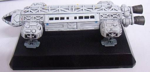 Space 1999 - Konami -  4\\\'\\\' Eagle Transporter