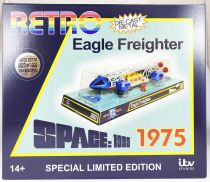 Space 1999 - Retro Die-cast Model Eagle Freighter - Sixteen 12