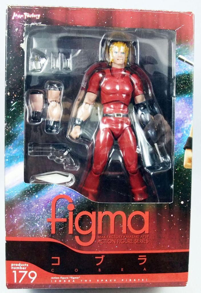 Space Adventure Cobra - Figurine Figma - Cobra - Max Factory