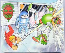 Space Adventure Cobra - MB 100 pieces Jigsaw puzzle (ref.3480.21)