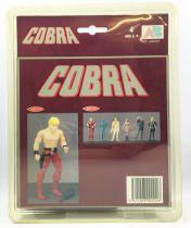 Space Adventures Cobra - AB Toys - 6 PVC figures set