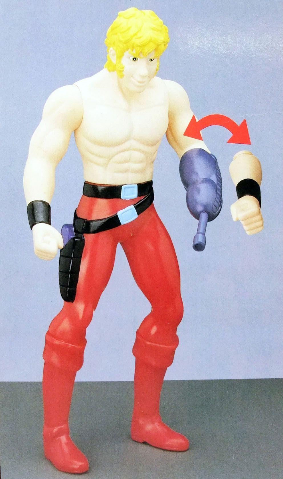 Space Adventures Cobra - AB Toys - Cobra Jumbo figure
