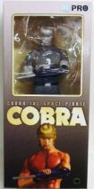 Space Adventures Cobra - High Dream - Cobra (black & white) 12\'\' vinyl figure