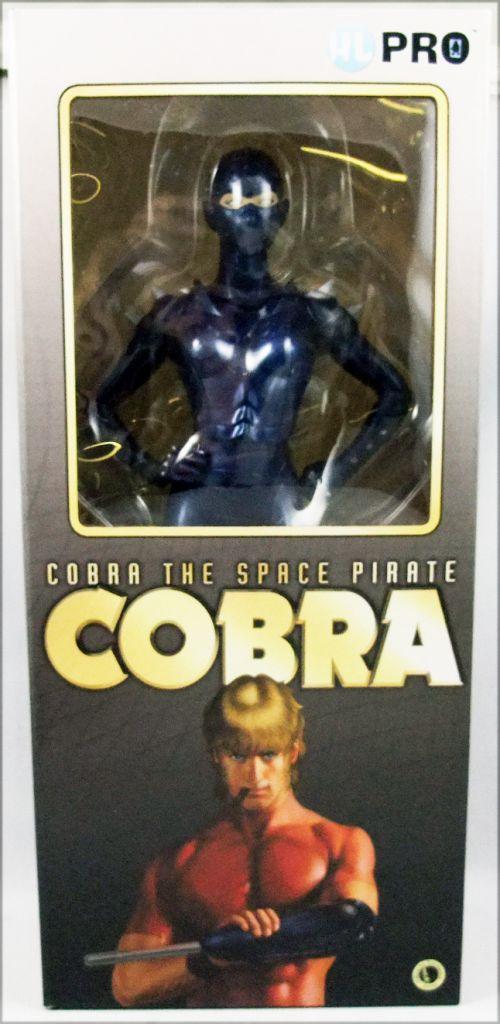 Space Adventures Cobra - High Dream - Lady Armanoid (metallic blue) 12\'\' vinyl figure