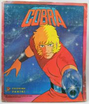 Space Adventures Cobra - Panini Stickers collector book (complete)