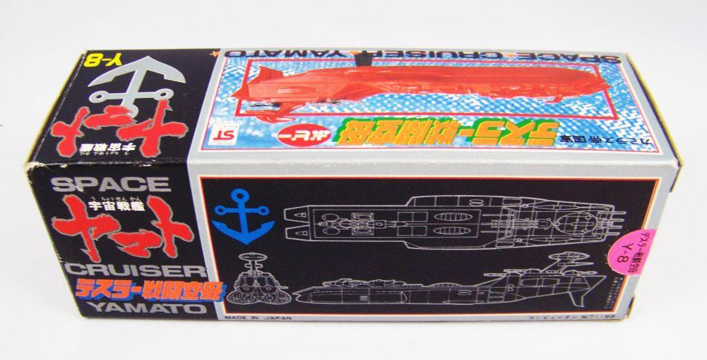 Space Battleship Yamato - Battle Carrier - Popy Y-8 03