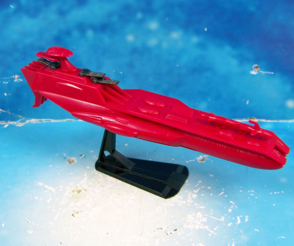 Space Battleship Yamato - Battle Carrier - Popy Y-8 05