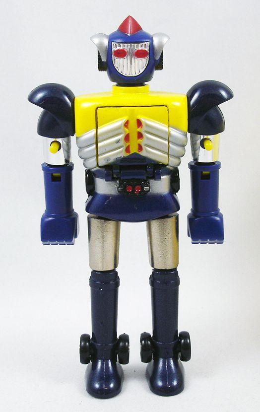 """Space Ironmen Kyodain - Granzel 5\"""" die-cast metal figure - Popy GA-48"""