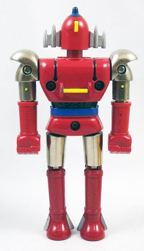 Space Ironmen Kyodain - Skyzel - Figurine die-cast 14cm Popy GA-47