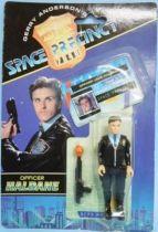 Space Precinct - Vivid - Officer Haldane (mint on card)
