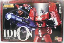 Space Runaway Ideon - Bandai Soul of Chogokin GX-36