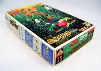 Space Runaway Ideon (Densetsu Kyojin Ideon) - Aoshima Model Kit - #11 Giran Dou
