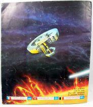 Space Sheriff Gavan (X-Or) - Panini Stickers collector book