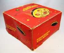Space Toy - Battery Toy - Electyric Flying Sauce (C.H.R.) France 1960\'s