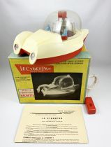 Space Toy - Remote Control Vehicle - Le CyberPan (Jouets Hachette 1957)
