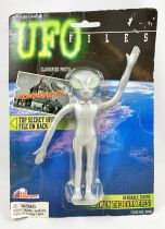 Space Toys - Bendable Figure - Roswell Grey Alien (UFO Files - Toy Concepts)