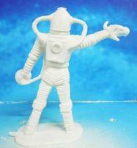 Space Toys - Comansi Figurines Plastiques - Alien #3 (blanc)