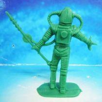 Space Toys - Comansi Figurines Plastiques - Alien #5 (vert)