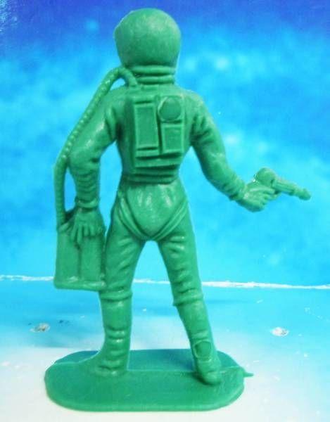 Space Toys - Comansi Figurines Plastiques - Astronaute #1 (vert)