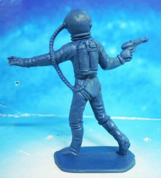 Space Toys - Comansi Figurines Plastiques - Astronaute #2 (bleu)