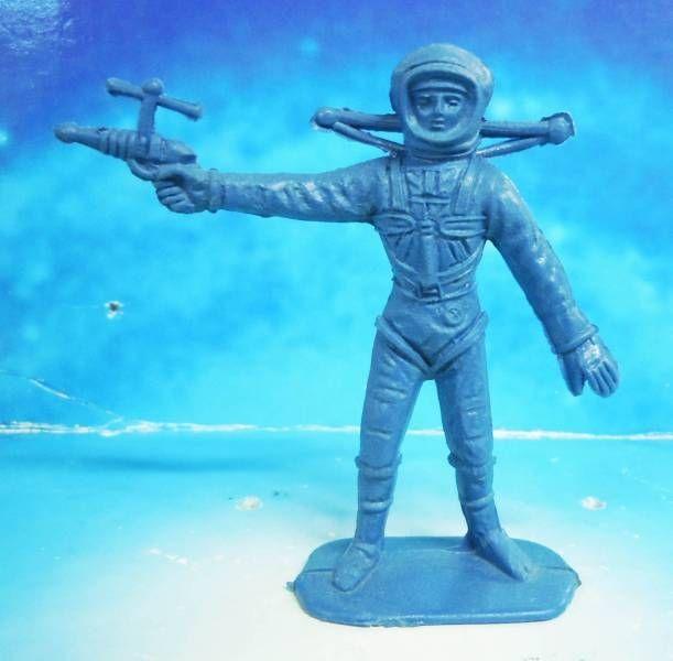 Space Toys - Comansi Figurines Plastiques - Astronaute #4 (bleu)