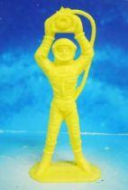 Space Toys - Comansi Figurines Plastiques - OVNI 2004: Astronaute (jaune)