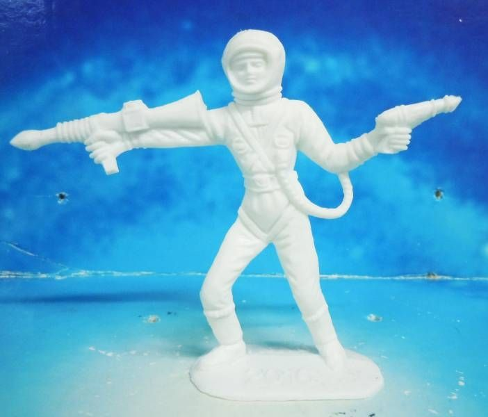 Space Toys - Comansi Figurines Plastiques - OVNI 2016: Astronaute (blanc)