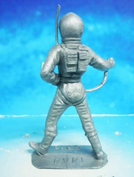 Space Toys - Comansi Figurines Plastiques - OVNI 2018: Astronaute (gris)