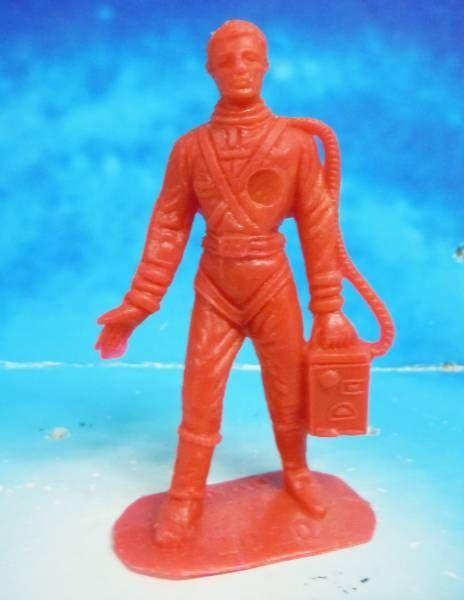 Space Toys - Comansi Figurines Plastiques - OVNI 2020: Astronaute (rouge)