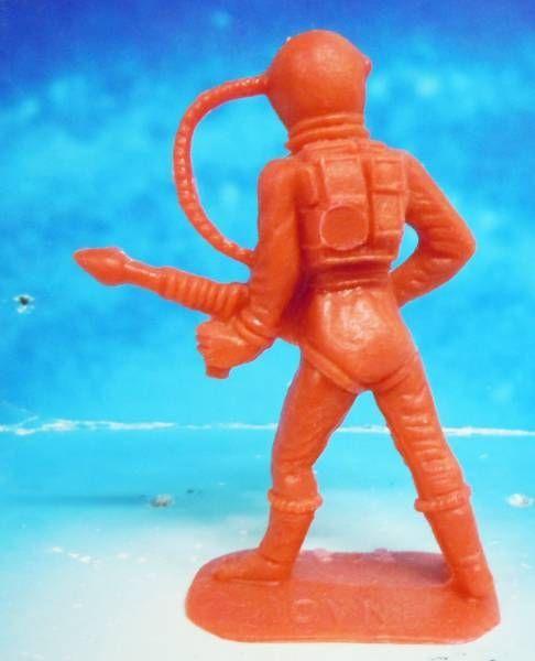 Space Toys - Comansi Figurines Plastiques - OVNI 2023: Astronaute (rouge)