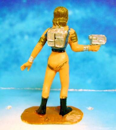 Space Toys - Comansi Painted Plastic Figures - OVNI 2022: Space Woman