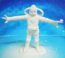 Space Toys - Comansi Plastic Figures - Alien #1 (white)