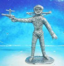 Space Toys - Comansi Plastic Figures - OVNI 2011: Astronaut (grey)